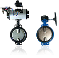 General service butterfly valves, BTN